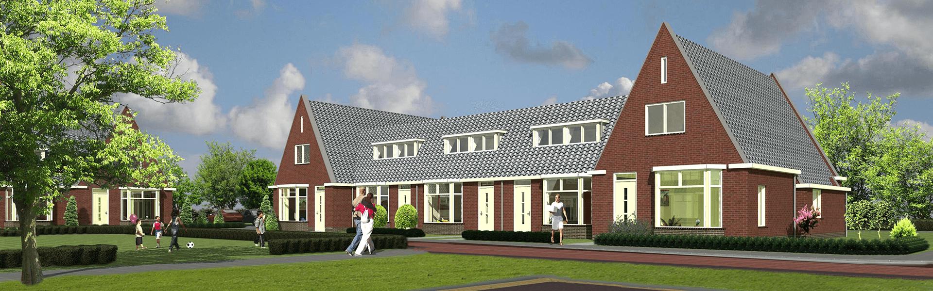 Woningbouw - Bouwbedrijf Heeringa