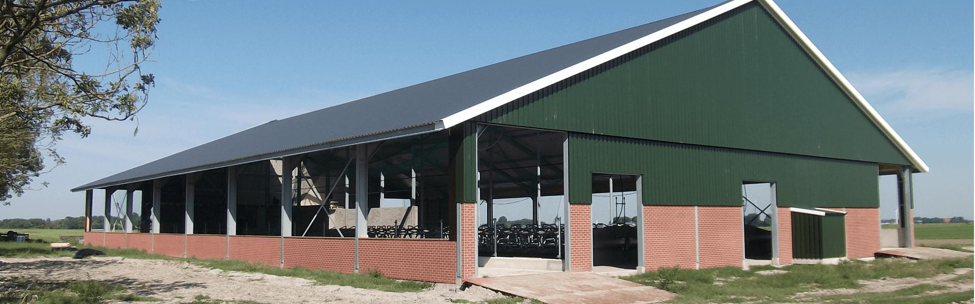 agrarische bouw, stallenbouw, stal, boerderij
