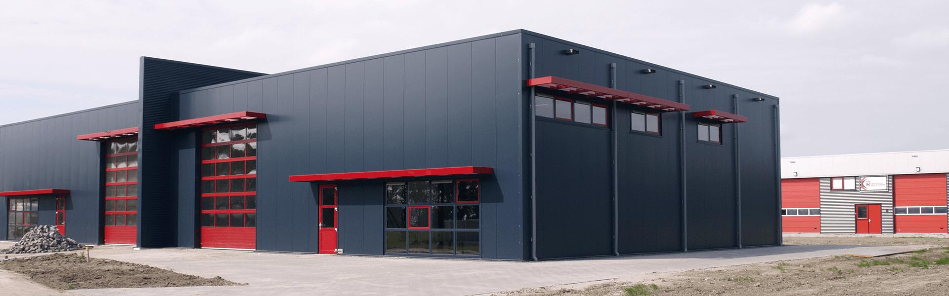 industriebouw - Bouwbedrijf Heeringa
