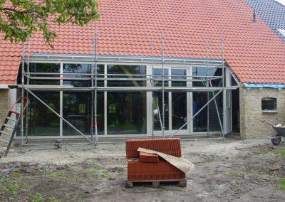 Renovatie woonboerderij te Lollum