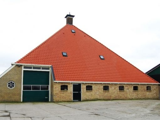 Renovatie woonboerderij Lollum