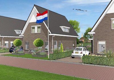 Nieuwbouw woningen De Tille Arum