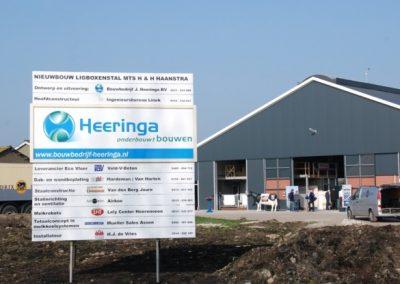 Nieuwbouw ligboxenstal te It Heidenskip-620x415