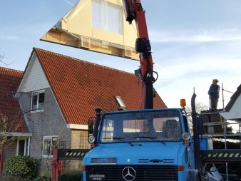 Verbouw woning Nijland