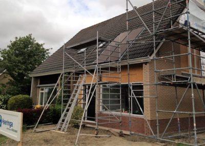 renovatie woning Witmarsum