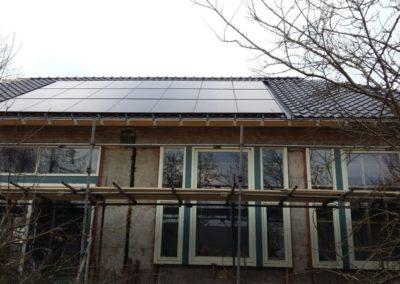 verbouw energieneutrale woning