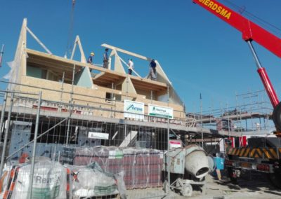 nieuwbouw woning blauwhuis