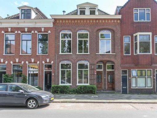 Duurzame energie zuinige renovatie woning te Groningen
