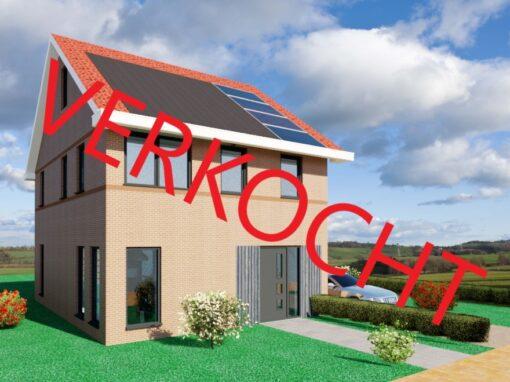 VERKOCHT: Energie zuinige nieuwbouw woning Witmarsum